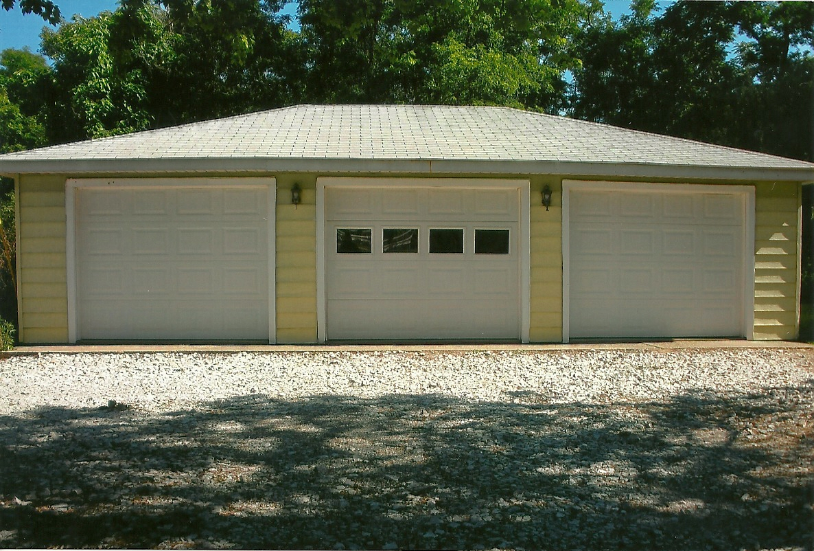 Land for sale hunting and fishing retreat on us 36 near for 24 foot garage door