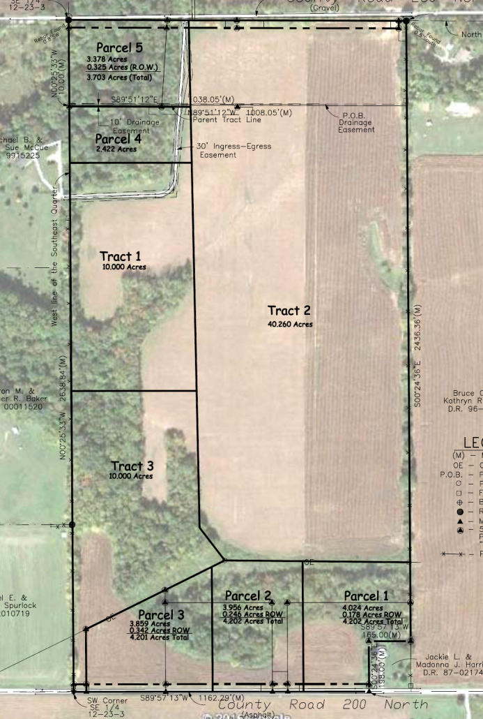 80 Acres Wooded Land Amp Tillable Acres For Investment